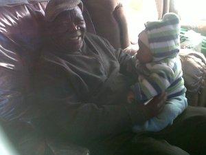 Charmer and grandpa